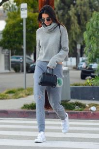 Or Even Kendall Jenner's Comfort Style